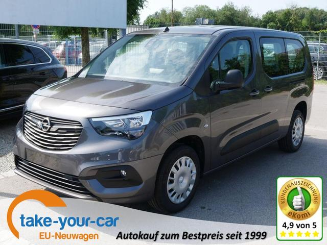Opel Combo - 1.5 D DPF LIFE EDITION XL   LR PARKTRONIC KAMERA LENKRADHEIZUNG 7-SITZER Vorlauffahrzeug