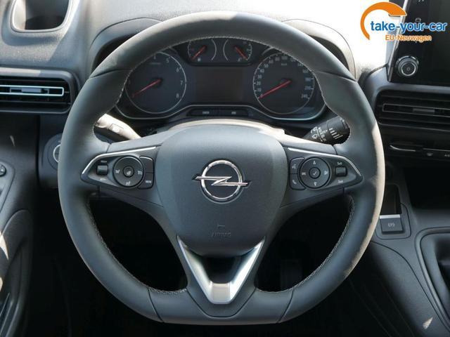 Opel Combo 1.5 D DPF LIFE ELEGANCE * KR PARKTRONIC LENKRADHEIZUNG KAMERA 16 ZOLL