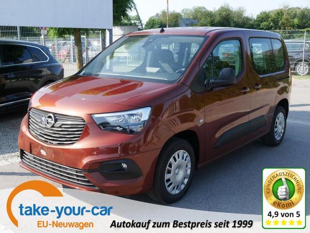 Opel Combo - 1.5 D DPF LIFE EDITION   KR WINTERPAKET PDC KAMERA FRONTSCHEIBEN-& LENKRADHEIZUNG Vorlauffahrzeug