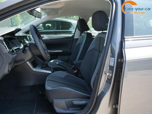 Volkswagen Polo 1.0 TSI HIGHLINE * APP-CONNECT RÜCKFAHRKAMERA SITZHEIZUNG KLIMAAUTOMATIK