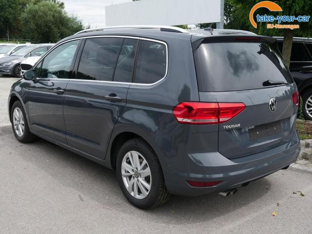 Volkswagen Touran 2.0 TDI DPF DSG HIGHLINE * ACC AHK NAVI 7-SITZER PARKTRONIC SITZHEIZUNG