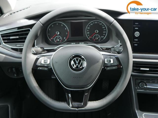Volkswagen Polo 1.0 TSI DSG HIGHLINE * PDC APP-CONNECT SHZG TEMPOMAT KLIMAAUTOMATIK
