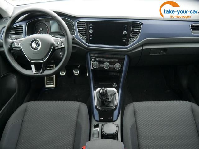 Volkswagen T-Roc 1.0 TSI UNITED * ACC NAVI PARKTRONIC SITZHEIZUNG KLIMAAUTOMATIK 17 ZOLL
