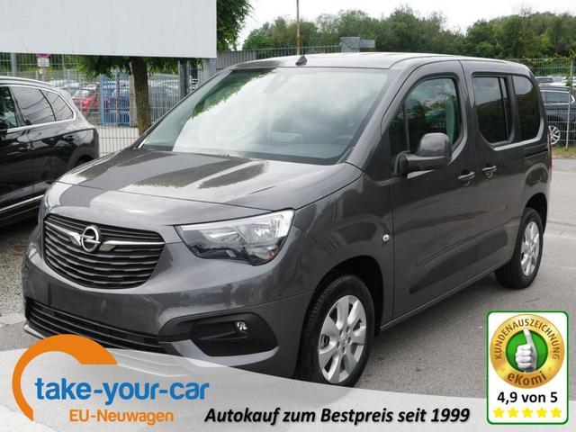 Opel Combo - 1.5 D DPF LIFE ELEGANCE   KR PARKTRONIC LENKRADHEIZUNG KAMERA 16 ZOLL Vorlauffahrzeug