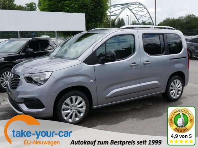 Opel Combo - 1.2 Direct Injection Turbo AUTOMATIK LIFE ELEGANCE   KR PANORAMA KAMERA PDC Vorlauffahrzeug