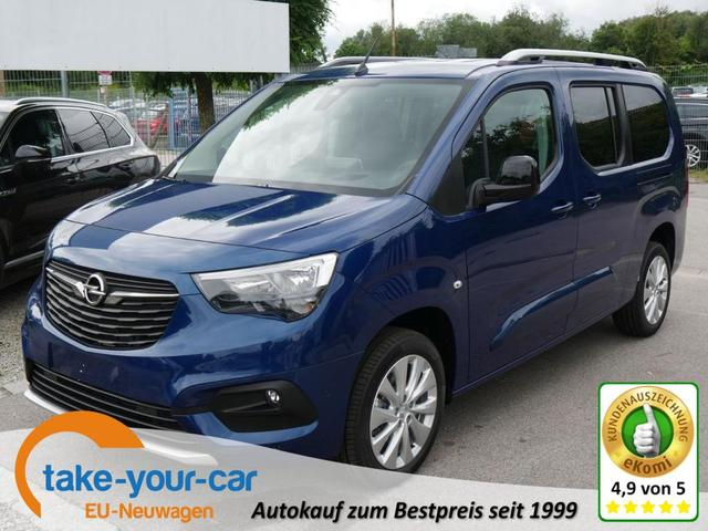 Opel Combo - 1.5 D DPF LIFE EDITION XL   LR WINTERPAKET NAVI PARKASSISTENT 7-SITZER Vorlauffahrzeug