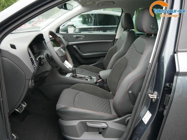 Seat Ateca 1.5 TSI ACT DSG FR * PANORAMA NAVI VOLL-LED KAMERA LENKRADHEIZUNG 18 ZOLL