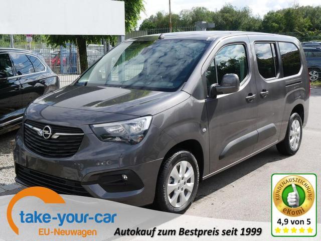 Opel Combo Life - 1.5 D ELEGANCE   LR PARKTRONIC RÜCKFAHRKAMERA TEMPOMAT LENKRADHEIZUNG Vorlauffahrzeug