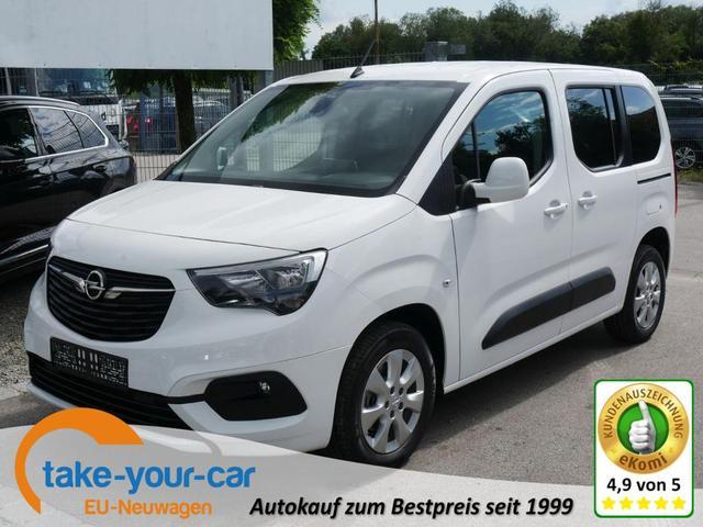 Opel Combo Life - 1.5 D ELEGANCE   KR PARKTRONIC KAMERA LENKRADHEIZUNG 16 ZOLL TEMPOMAT Vorlauffahrzeug