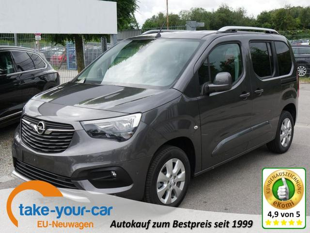 Opel Combo - 1.5 Life D ELEGANCE   KR WINTERPAKET PARKASSISTENT NAVI SITZ-& LENKRADHEIZUNG Vorlauffahrzeug