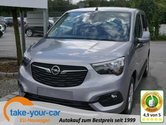 Opel Combo Life - 1.5 D ELEGANCE   KR PARKTRONIC RÜCKFAHRKAMERA LENKRADHEIZUNG 16 ZOLL Vorlauffahrzeug