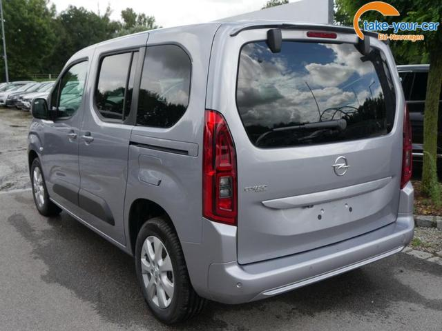 Opel Combo Life 1.5 D ELEGANCE * KR PARKTRONIC RÜCKFAHRKAMERA LENKRADHEIZUNG 16 ZOLL