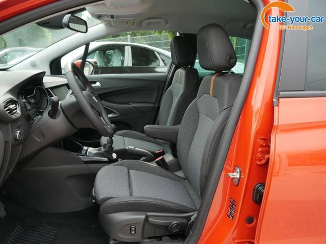 Opel Crossland X 1.2 Direct Injection Turbo ELEGANCE * LED NAVI PARKASSISTENT RÜCKFAHRKAMERA