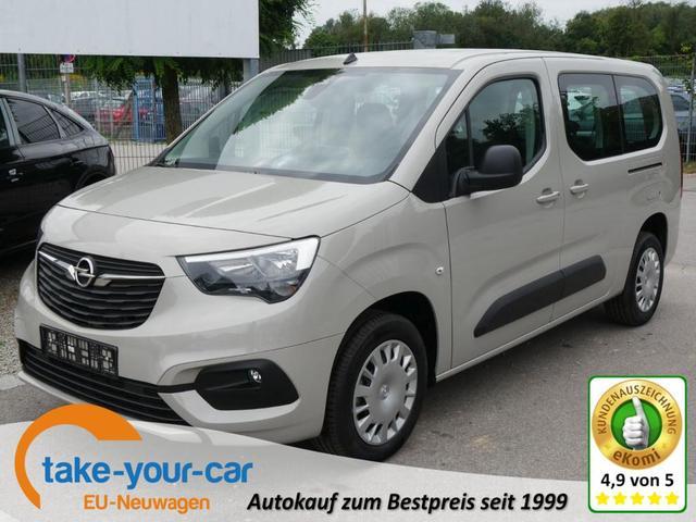 Opel Combo - 1.5 D DPF LIFE EDITION XL   LR PARKTRONIC LENKRADHEIZUNG TEMPOMAT KLIMAAUTOMATIK Vorlauffahrzeug