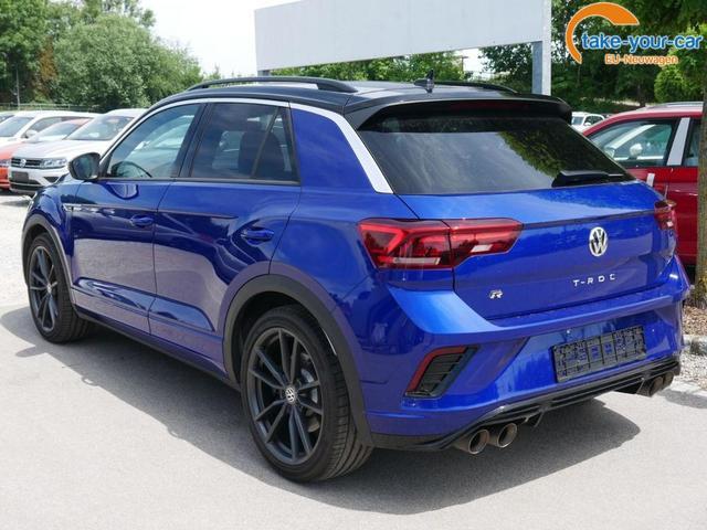 Volkswagen T-Roc 2.0 TSI DSG 4MOTION R * ACC DCC PANORAMA AHK BUSINESS-PAKET 19 ZOLL