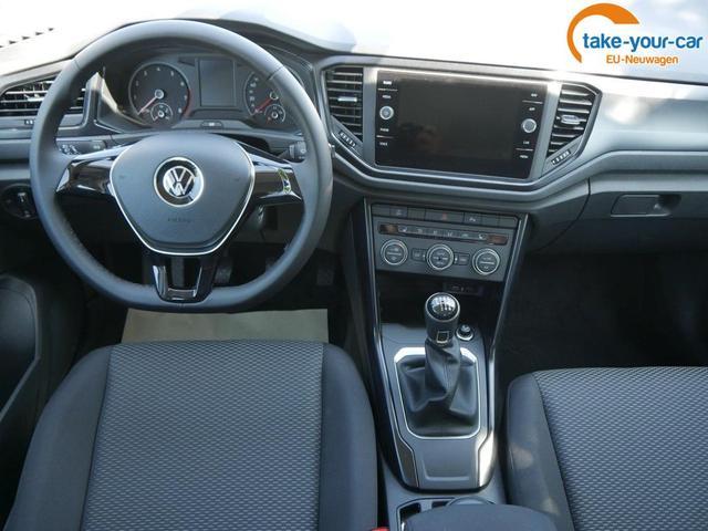 Volkswagen T-Roc 1.0 TSI * WINTERPAKET PARKTRONIC APP-CONNECT SITZHEIZUNG KLIMAAUTOMATIK