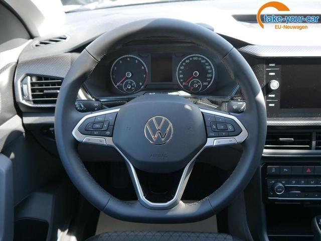 Volkswagen T-Cross 1.0 TSI DSG LIFE * WINTERPAKET PARKTRONIC SHZG APP-CONNECT KLIMAAUTOMATIK