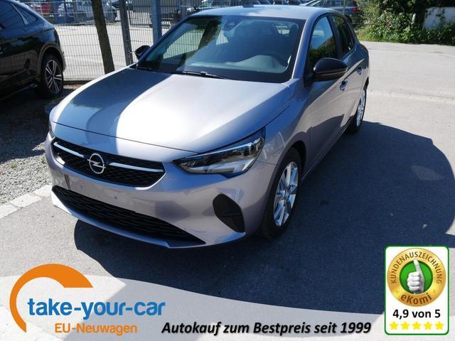 Opel Corsa - 1.2 Direct Injection Turbo EDITION   WINTERPAKET LED KAMERA LENKRADHEIZUNG PDC Vorlauffahrzeug