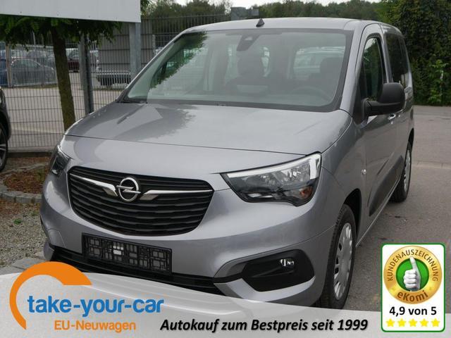 Opel Combo - 1.5 D DPF LIFE EDITION   KR PARKTRONIC LENKRADHEIZUNG KLIMAAUTOMATIK Vorlauffahrzeug