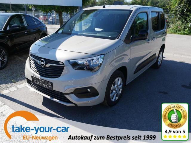 Opel Combo Life - 1.5 D DPF ELEGANCE   KR 7-SITZER PARKPILOT KAMERA LENKRADHEIZUNG 16 ZOLL Vorlauffahrzeug