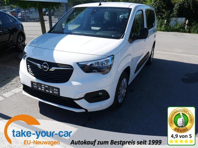 Opel Combo - 1.5 D DPF LIFE EDITION XL   LR NAVI PARKTRONIC RÜCKFAHRKAMERA TEMPOMAT Vorlauffahrzeug