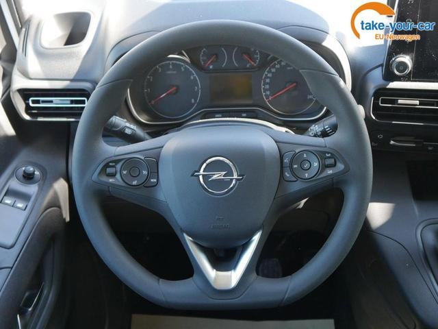 Opel Combo 1.5 D DPF LIFE EDITION XL * LR NAVI PARKTRONIC RÜCKFAHRKAMERA TEMPOMAT