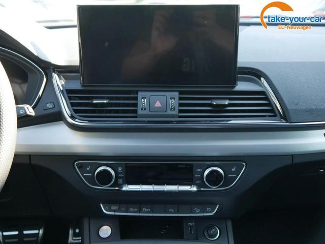 Audi SQ5 TDI DPF TIPTRONIC QUATTRO * AHK LUFTFEDERUNG STANDHEIZUNG ASSISTENZPAKET STADT- & TOUR 20 ZOLL