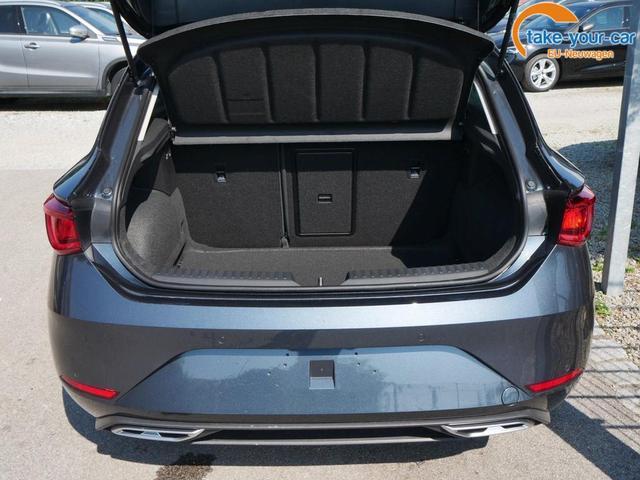 Seat Leon 1.5 TSI ACT FR * ACC FAHRASSISTENZPAKET-L VOLL-LED PARKLENKASSISTENT 17 ZOLL