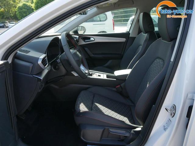 Seat Leon Sportstourer ST 1.5 TSI ACT FR * ACC FAHRASSISTENZPAKET-L VOLL-LED PARKLENKASSISTENT 17 ZOLL