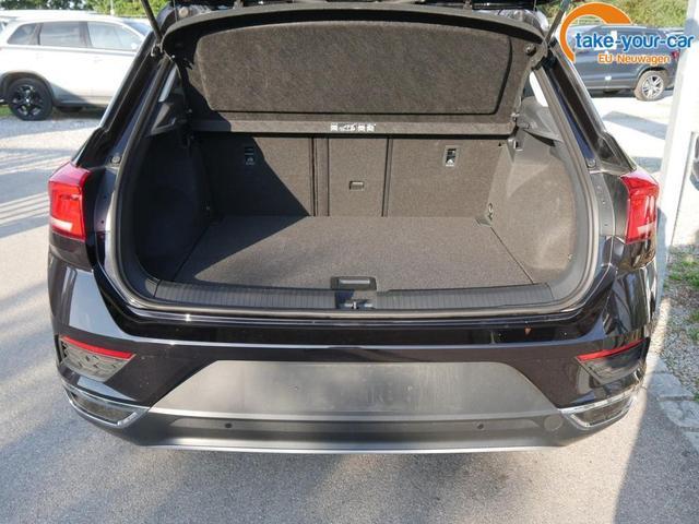 Volkswagen T-Roc 1.5 TSI ACT UNITED * ACC AHK NAVI PARKLENKASSISTENT SITZHEIZUNG 17 ZOLL