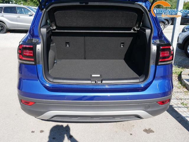 Volkswagen T-Cross 1.5 TSI ACT DSG LIFE * WINTERPAKET PARKTRONIC SITZHEIZUNG KLIMAAUTOMATIK