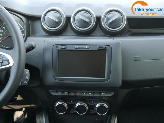 Dacia Duster TCe 150 4WD GPF PRESTIGE * NAVI PDC RÜCKFAHRKAMERA SHZG TEMPOMAT 17 ZOLL