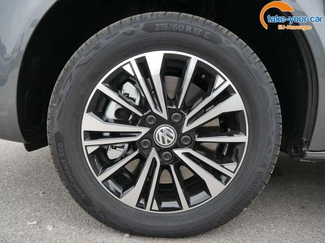 Volkswagen Multivan 6.1 T6.1 Generation Six 2.0 TDI DPF DSG 4M KR * AHK ACC LED NAVI 7-SITZER FRONTSCHEIBENHEIZUNG