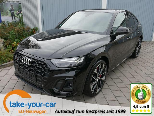 Audi SQ5 - Sportback TDI DPF TIPTRONIC QUATTRO   LUFTFEDERUNG LEDER ASSISTENZPAKET STADT-& TOUR Gebrauchtfahrzeug