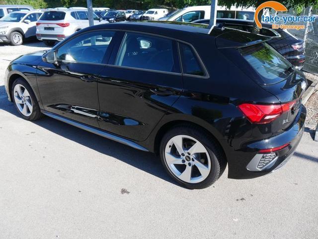 Audi A3 Sportback 35 TFSI CoD S-TRONIC S-LINE * BUSINESS-PAKET LED NAVI PARKTRONIC SITZHEIZUNG