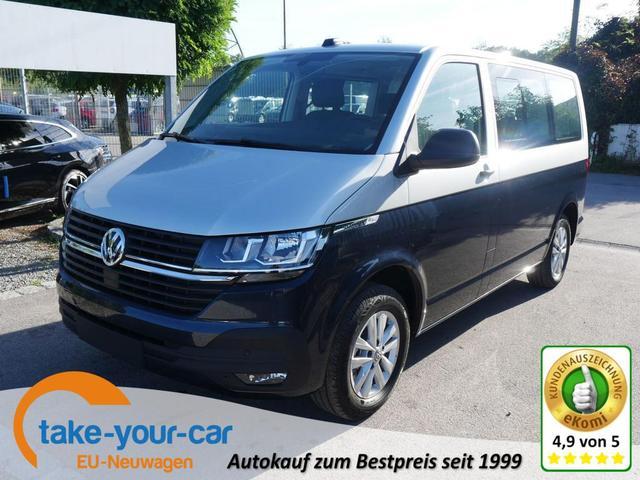 Volkswagen Multivan 6.1 - T6.1 2.0 TDI DSG SCR   KR TRENDLINE PARKTRONIC TEMPOMAT 7-SITZER Vorlauffahrzeug