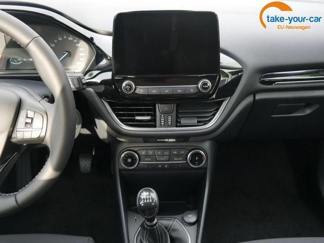 Ford Fiesta 1.0 EcoBoost TITANIUM * WINTERPAKET PARKTRONIC SITZ-& LENKRAD-& FRONTSCHEIBENHEIZUNG