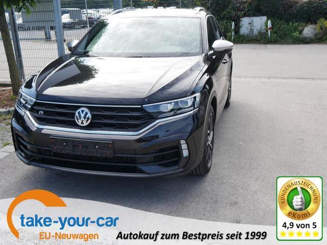 Volkswagen T-Roc 2.0 TSI DSG 4MOTION R * ACC AHK FAHRERASSISTENZPAKET 18 ZOLL LED NAVI KAMERA