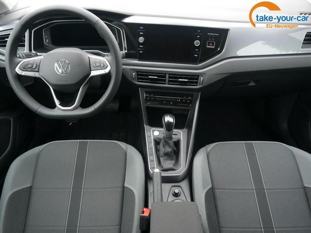Volkswagen Polo 1.0 TSI DSG STYLE * ACC IQ.LIGHT-LED-MATRIX IQ DRIVE-PAKET PARKTRONIC RÜCKFAHRKAMERA