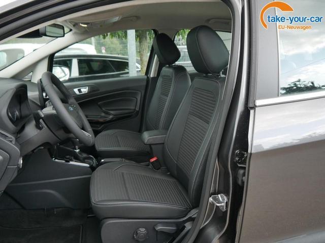 Ford EcoSport 1.0 Ecoboost TITANIUM * WINTERPAKET LED PARKTRONIC SHZG KLIMAAUTOMATIK