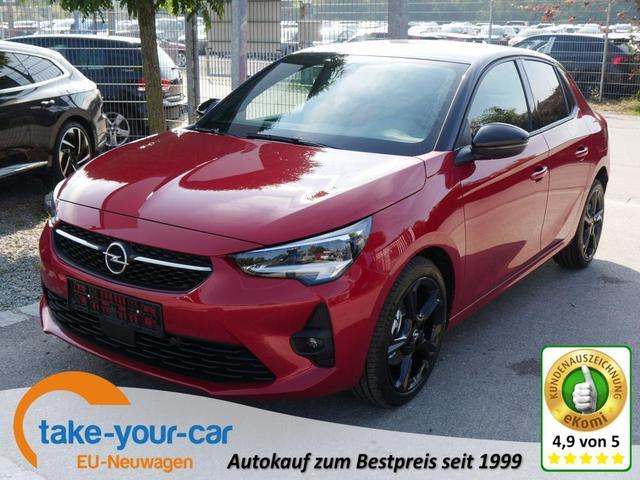 Opel Corsa - 1.2 Direct Injection Turbo GS LINE   LED RÜCKFAHRKAMERA PARKTRONIC TEMPOMAT Vorlauffahrzeug
