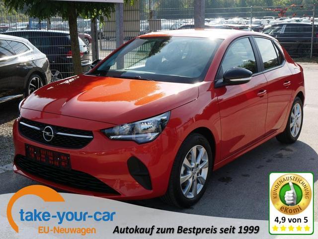 Opel Corsa - 1.2 EDITION   PARKTRONIC RÜCKFAHRKAMERA TEMPOMAT KLIMA 16 ZOLL Vorlauffahrzeug