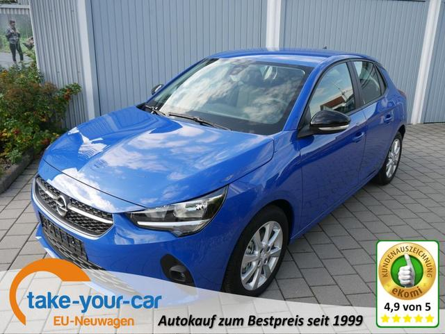 Opel Corsa - 1.2 Direct Injection Turbo EDITION   KAMERA PDC TEMPOMAT 16 ZOLL KLIMA Vorlauffahrzeug