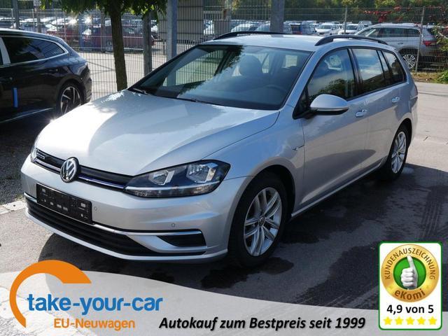Volkswagen Golf Variant - VII 1.5 TSI ACT COMFORTLINE   ACC NAVI PARKTRONIC KLIMA 16 ZOLL Gebrauchtfahrzeug