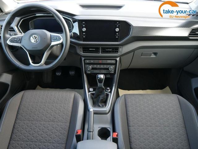 Volkswagen T-Cross 1.0 TSI STYLE * BUSINESS-& WINTERPAKET ACC LED NAVI PARKTRONIC RÜCKFAHRKAMERA