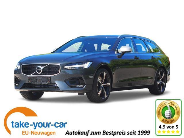 Volvo V90 - R-Design MJ 2021/ LED/ PDCv h Bestellfahrzeug
