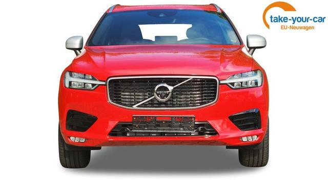 Volvo XC60 R-Design MJ 2022/ LED/ KAMERA