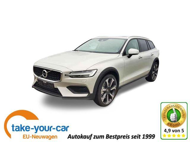 Volvo V60 CrossCountry - Cross Country MJ 2021 / SHZ/ KLIMAAUT. Bestellfahrzeug