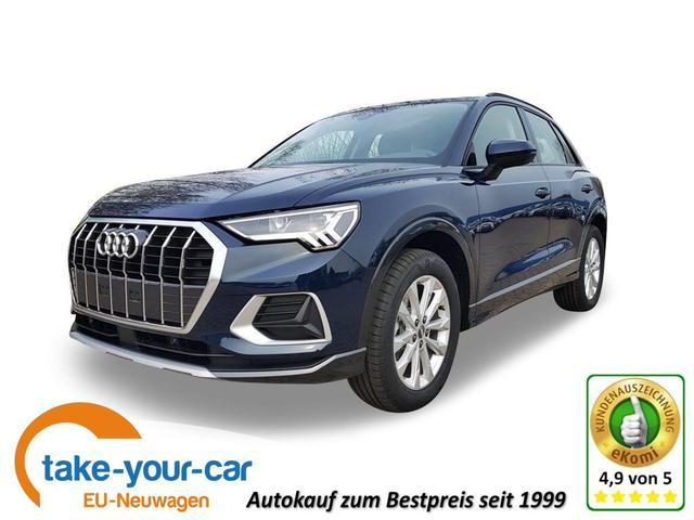 Audi Q3 advanced 40 TFSI quattro - MMI Radio /Alarm