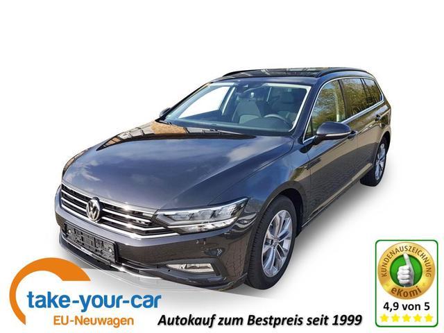 Volkswagen Passat Variant - Business - MJ 2021   Navi Klimaaut. Alu SHZ Bestellfahrzeug